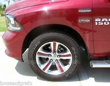 "20"" Wheel Rim Decal Decals Inlays Graphics fit 2014 Dodge Ram 1500 Sport"
