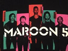 VINTAGE MAROON 5 NORTH AMERICA TOUR 2013 CONCERT T SHIRT SMALL