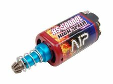 AIP HS-50000 High Speed Motor Long for Airsoft AEG Ver.2 Gearbox M series G3 L85