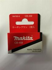 Makita Carbon Brush CB-459 TM3000C 194722-3 FREE FIRST CLASS DELIVERY