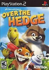 Over the Hedge; PS2; Play station 2; Complete with Manual