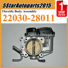 Throttle Body Assy 22030-28011 For Toyota Rav4 Vista Nadia Caldina 1AZFSE 2.0