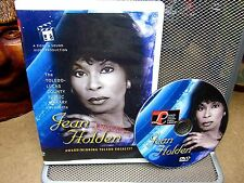 JEAN HOLDEN jazz singer DVD Toledo interview OHIO vocal coach soul documentary