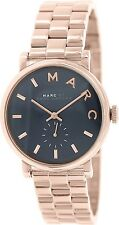 Marc by Marc Jacobs Women's Baker MBM3330 Rose Gold Stainless-Steel Swiss Quartz