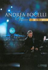 """Andrea Bocelli - """"Vivere"""" Live In Tuscany (DVD, 2013)"""