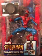 Marvel Legends Snap-Shot Spider-man Classics Series 10 Infinite X-men Avengers