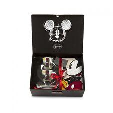 Espresso 6x Cups Tassen Disney Mickey Mouse Espresso geschenkset Decke Egan