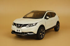 1:18 Dealer Edition NISSAN QASHQAI 2015 Die Cast Model White+small gift