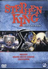 STEPHEN KING COLLECTION - BOX 3 DVD (NUOVO SIGILLATO)