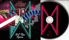 THE RAMONA FLOWERS Part Time Spies 2016 UK 11-track promo CD