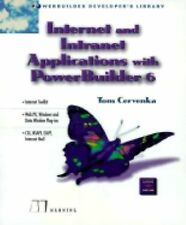 Internet & Intranet Applications with Powerbuilder 6-ExLibrary