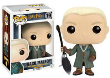 HARRY POTTER FIGURE POP FUNKO DRACO MALFOY QUIDDITCH TEAM SERPEVERDE SLYTHERIN 1