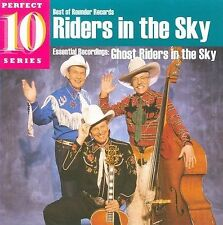 Ghost Riders in the Sky: Essential Recordings by Riders in the Sky (CD,...