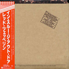 LED ZEPPELIN In Through The Out Door CD 2003 Japan Mini LP Replica NEW Swan Song