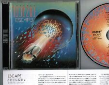 JOURNEY Escape JAPAN CD SICP-20034 *Disc is MHCP-1171 for Mini LP CD issue