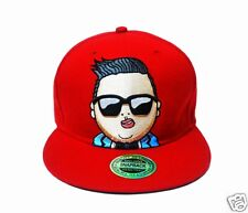 TOKYO RAVER SELECT Psy Gangnam Style Red Snapback Cap Tokyo Fashion
