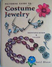 NEW Costume ANTIQUE JEWELRY PRICE GUIDE COLLECTORS BOOK Ring Earrings Charms Pin