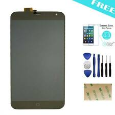 For Meizu MX4 Touch Screen Digitizer Assembly + LCD Display Replacement Black