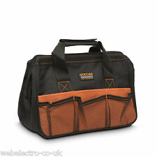 "10248 Handy 12"" Small Toolbag Power Hand Tool Bag Case Electricians Plumbers"