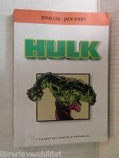 HULK Stan Lee Jack Kirby Repubblica I classici del fumetto 28 2003 libro fumetto
