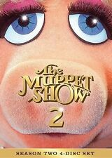 Muppet Show: Season Two (2016, DVD NEUF)4 DISC SET
