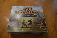 2003 Age of Mythology the Boardgame Eagles Games Excellent COMPLETE Microsoft