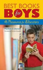 Best Books for Boys: A Resource for Educators (Children's and Young Ad-ExLibrary