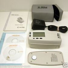X-Rite 530 Color Spectrophotometer Densitometer Xrite 530 Excellent Condition BK