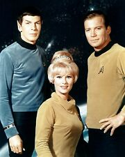 "Grace Lee Whitney Star Trek 10"" x 8"" Photograph no 8"