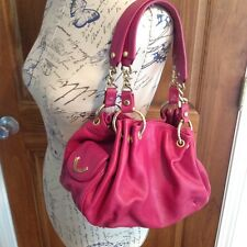 Authentic Juicy Couture Fusha Leather Purse