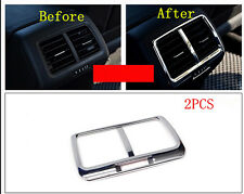 Interior Console Rear Air Vent Frame Cover Trim  for VW Golf 7 MK7 2014 2015