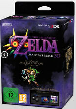The Legend of Zelda: Majora's Mask 3D Special Edition Nintendo 3DS Sealed UK PAL