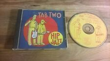 CD Jazz The Tab Two - Hip Jazz (15 Song) IRS INTERCORD Hattler Kraan