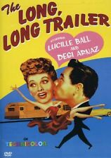 The Long Long Trailer (Desi Arnaz Lucille Ball) New DVD R4