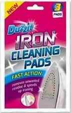 NEW Duzzit 3pk Iron Cleaning Pads Cleaner