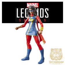 "MS MARVEL - Marvel Legends 6"" Spider-Man Series (2017) Loose Figure BAF Sandman"