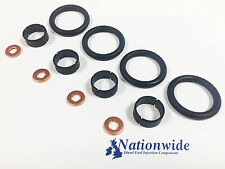 Peugeot 1007 107 206 307 1.4 HDi Common Rail injector seal kit for Siemens  x 4