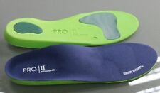 Orthotic insoles Full length with arch supports, metatarsal, plantar fasciitis