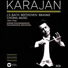 The Karajan Official Remastered Edition - Choral & Vocal recordings Oct 1947 - S