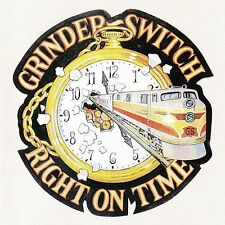 grinder switch - right on time   CD