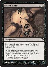 4x Assassinare - Assassinate MTG MAGIC Planechase Ita