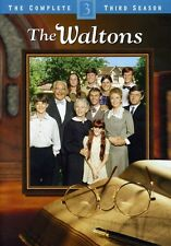Waltons: The Complete Third Season [5 Discs] (2012, REGION 1 DVD New)