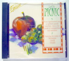 1995'S COMPACT DISC, LET'S PICNIC, LIGHTHEARTED POP TO SPIRITED PARADE MARCHES