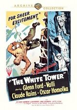 The White Tower DVD (1950) - Glenn Ford, Alida Valli, Claude Rains, Ted Tetzlaff