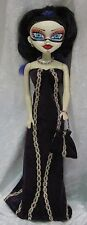 BeGoths BLEEDING EDGE Gothic Doll Clothes #23 Dress, Purse &  Beaded Necklace