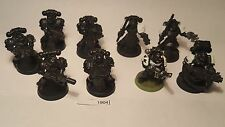 Games Workshop Warhammer 40k Space Marines Black Templars Crusader Squad 1904