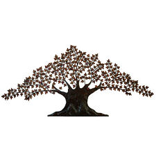 Urban Designs Handcrafted Tree of Life Large Metal Wall Art Decor - 7 Feet