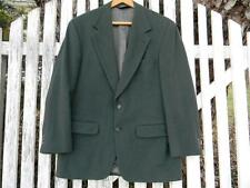 Vintage Brooks Brothers Green Camel Hair blazer sportcoat Union USA 40 42
