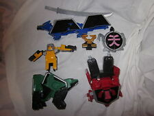 Power rangers super samurai DX megazord with sword