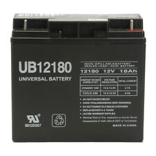 UPG 12V 18Ah CB19-12 Sealed Lead Acid AGM Rechargeable Deep Cycle Battery